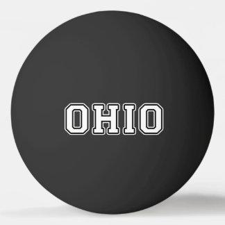 Ohio Ping Pong Ball