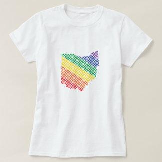 Ohio Rainbow State T-Shirt