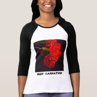 Ohio Red Carnation T-Shirt