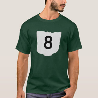 Ohio State Route 8 T-Shirt