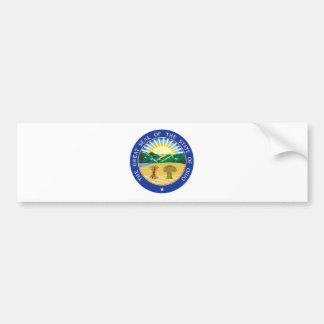 Ohio State Seal Bumper Sticker