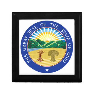 Ohio State Seal Gift Box