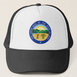Ohio State Seal Trucker Hat
