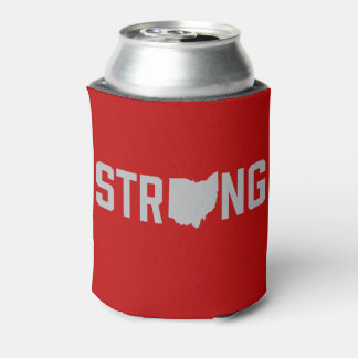 Ohio State Strong Beer Can Coolers Can Cooler