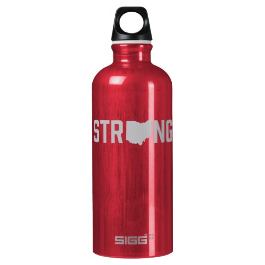 Ohio State Strong Water Bottle