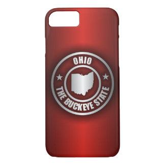 Ohio Steel (Red) iPhone 7 Case