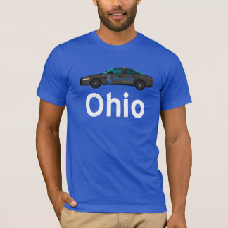 OHIO T-shirt from the J.X.G U.S.A.collection
