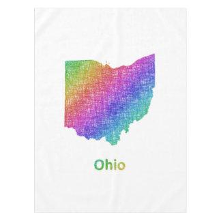 Ohio Tablecloth