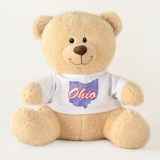 Ohio Teddy Bear