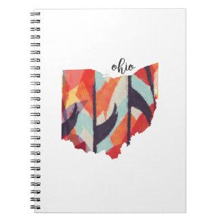 Ohio tribal design notebook