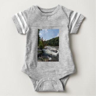 Ohiopyle State Park Baby Bodysuit
