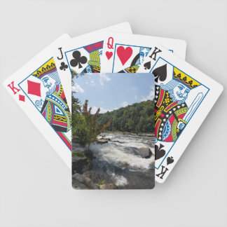 Ohiopyle State Park Bicycle Playing Cards