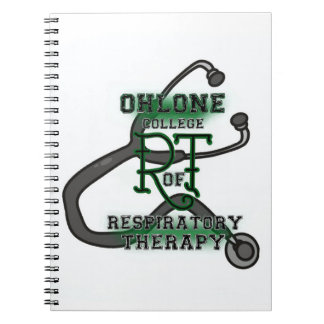 Ohlone College of Respiratory Therapy Note Book