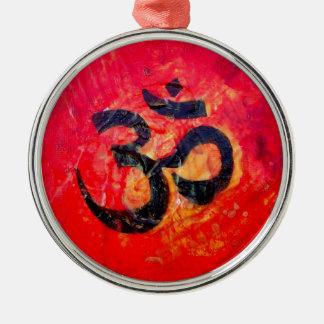 Ohm Metal Ornament