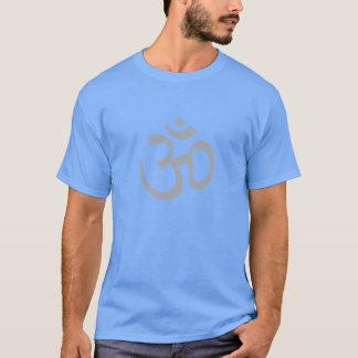 OHM, OM Namaste Yoga, Smoke Grey T-Shirt