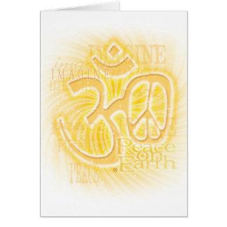 Ohm Peace Card