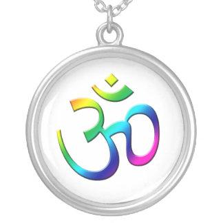 Ohm Peace Pendant