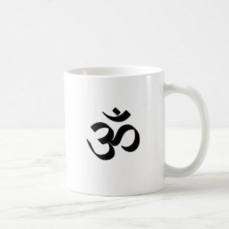 Ohm Symbol Coffee Mug