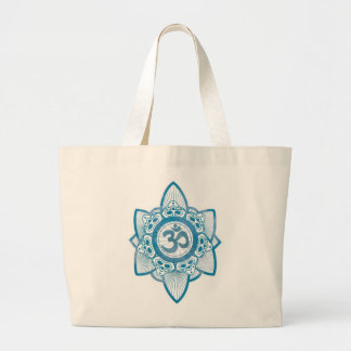 OHM Yoga Tote Bag