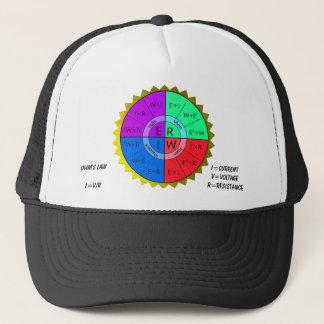 OHM'S LAW-HAT TRUCKER HAT
