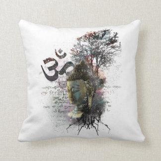 OHMY ZEN throw pillow