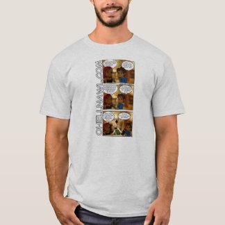 OHN Strip - Not giving up the @ss Menu T-Shirt