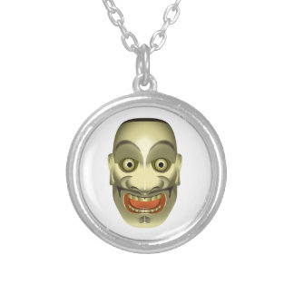 Ohtobide Silver Plated Necklace