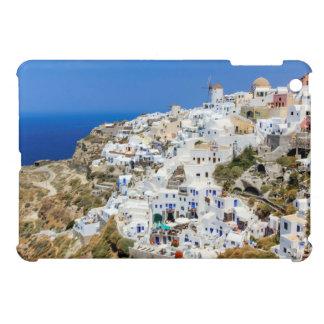 Oia village on Santorini island, north, Greece Case For The iPad Mini