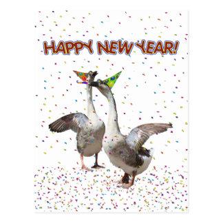 Oies de bonne année
