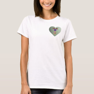 OIF Purple Heart Vet T-Shirt