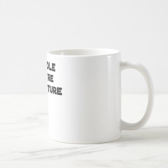 Oil against Rot - Word games Coffee Mug
