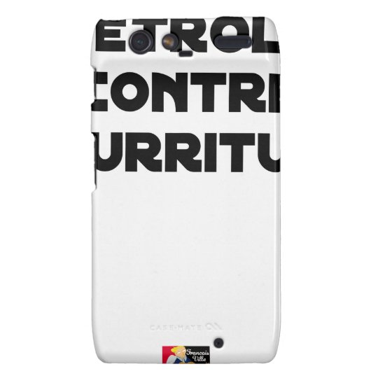 Oil against Rot - Word games Droid RAZR Case