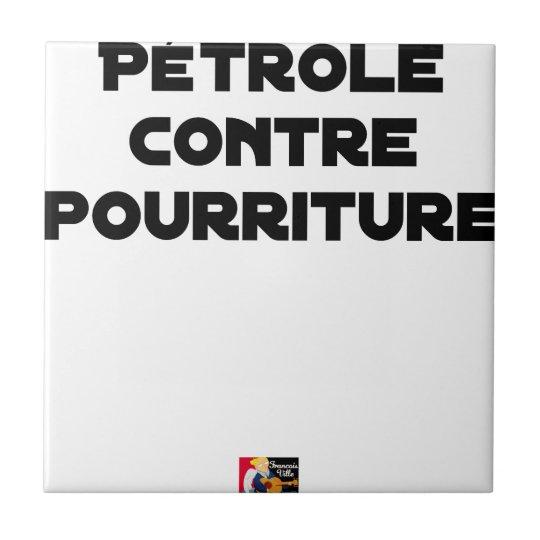 Oil against Rot - Word games Tile