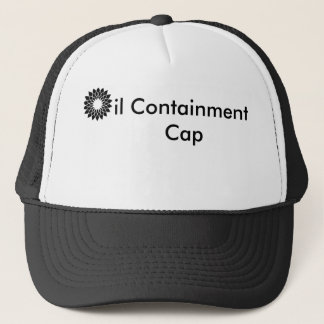 Oil Containment Cap