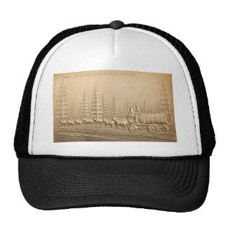 Oil Field  Humble, Texas Trucker Hat