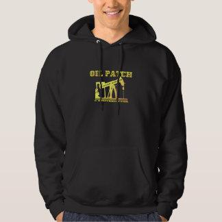 Oil Jack,Oil Patch,Hooded Sweatshirt,Roughneck Hoodie