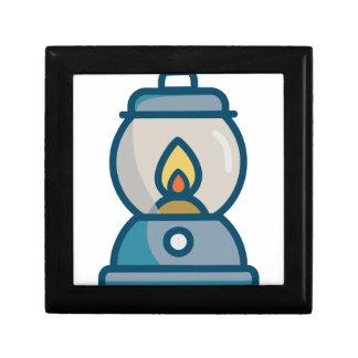 Oil Lantern Gift Box