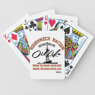 OIL LIFE Original Bicycle Playing Cards