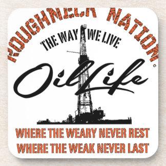 OIL LIFE Original Coaster