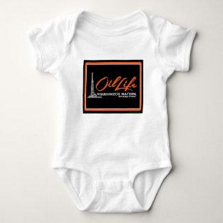 OIL LIFE Original Copyright Baby Bodysuit