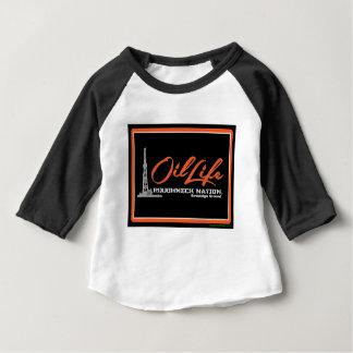 OIL LIFE Original Copyright Baby T-Shirt