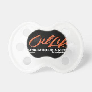 OIL LIFE Original Copyright Pacifier