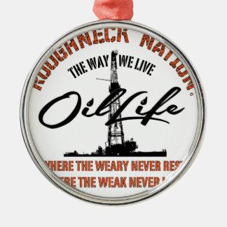 OIL LIFE Original Metal Ornament