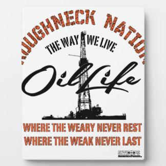 OIL LIFE Original Plaque