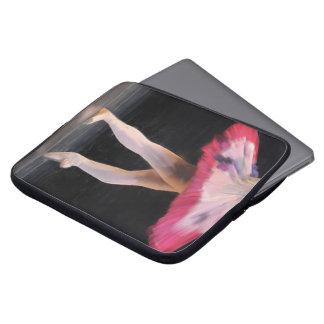 Oil Painted Ballet Laptop Case