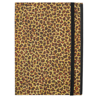 "Oil Painting Look Leopard Spots iPad Pro 12.9"" Case"