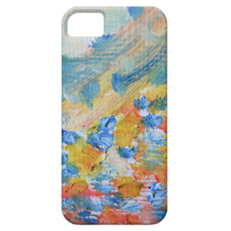 oil-paints case for the iPhone 5