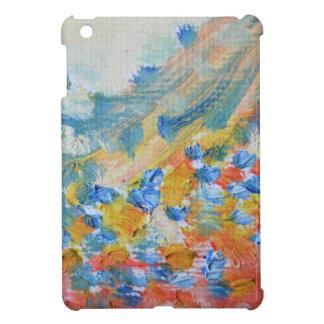 oil-paints iPad mini cases