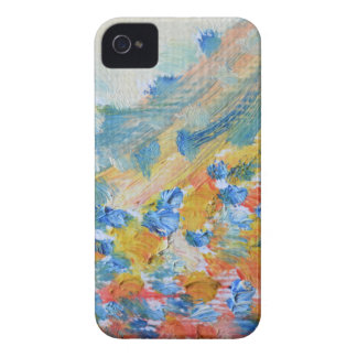 oil-paints iPhone 4 case