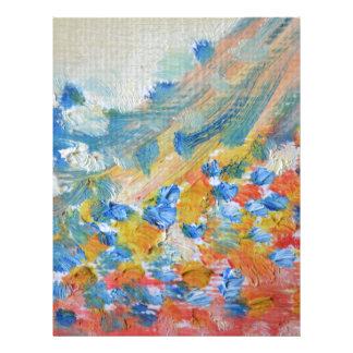 oil-paints letterhead